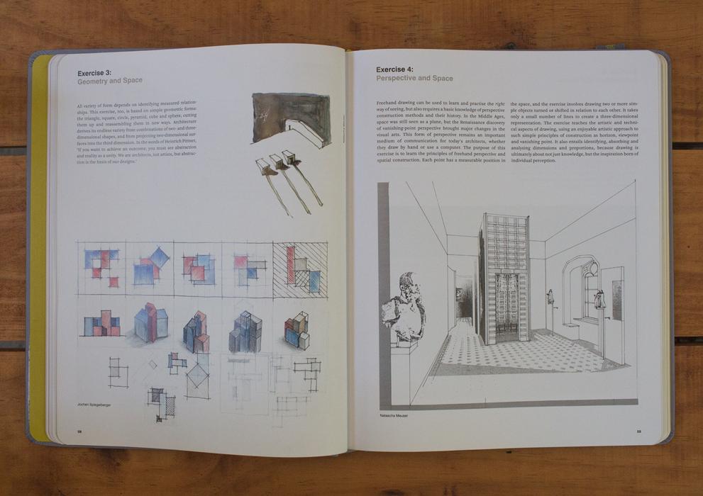 Book page1 - ۱۰ تمرین ضروری اسکیس برای معماران