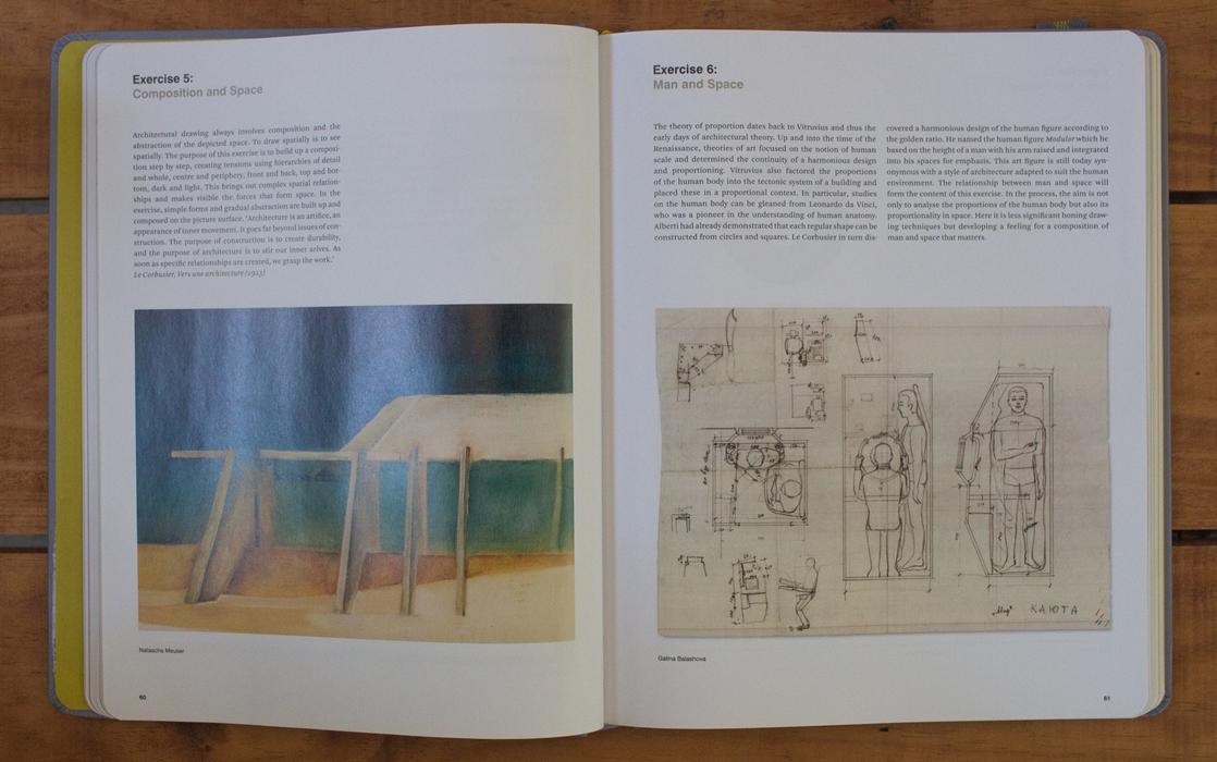 Book page3 - ۱۰ تمرین ضروری اسکیس برای معماران