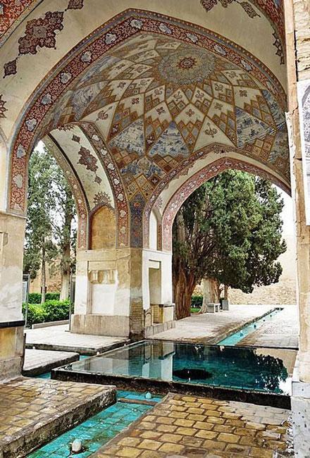 باغ ایرانی فین کاشان