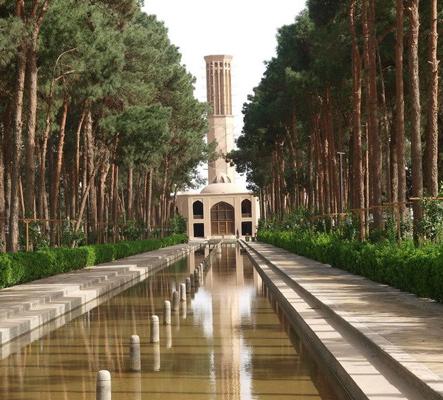 baghe irani 14 - باغ ایرانی نمادی از بهشت