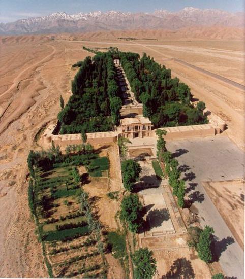 باغ ایرانی شاهزاده ماهان