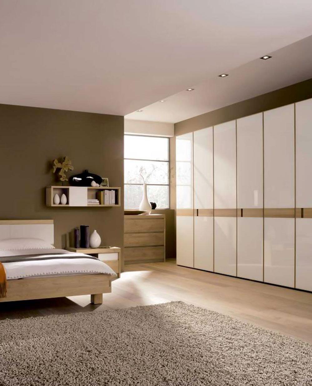 تزیین اتاق خواب در طراحی داخلی