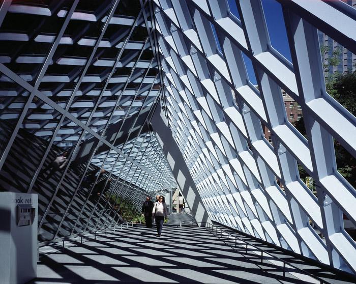 نور خورشید در معماری