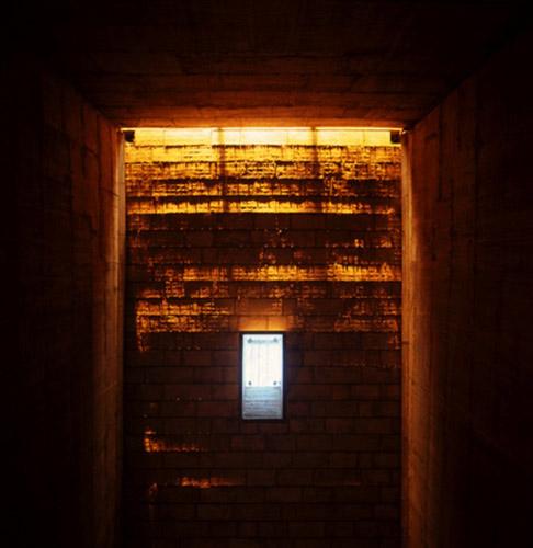 santmary church - لوکوربوزیه و سه گانگی نور