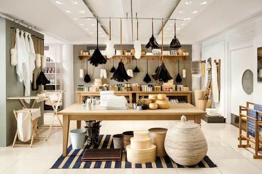 small shopping store 1 - طراحی کم هزینه برای مغازه های کوچک