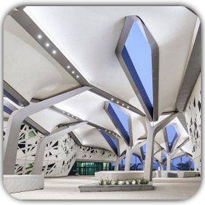 نورپردازی معماری