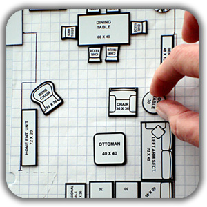 اصول دیزاین اتاق پذیرایی
