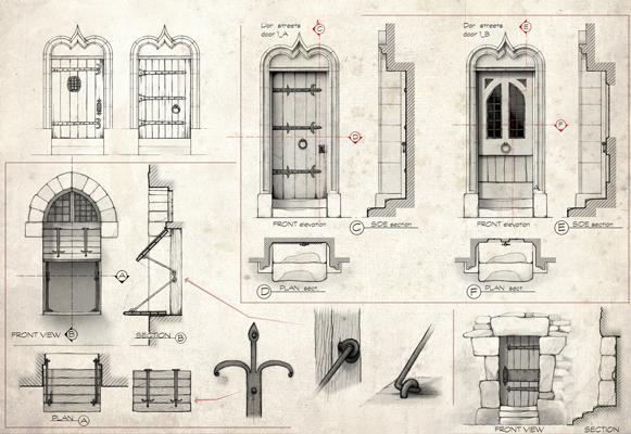 detail designing 2 - طراحی جزئیات معماری