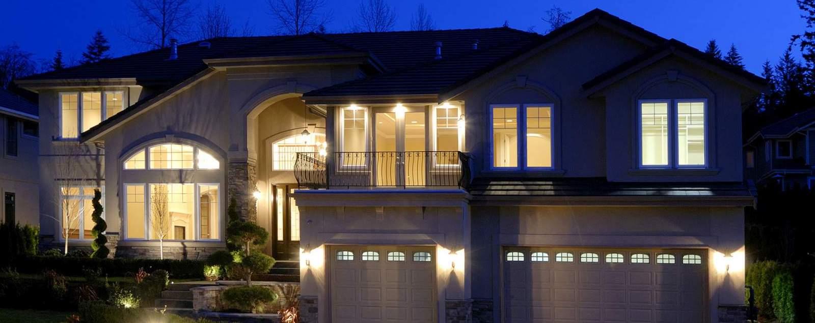 نورپردازی خارج ساختمان