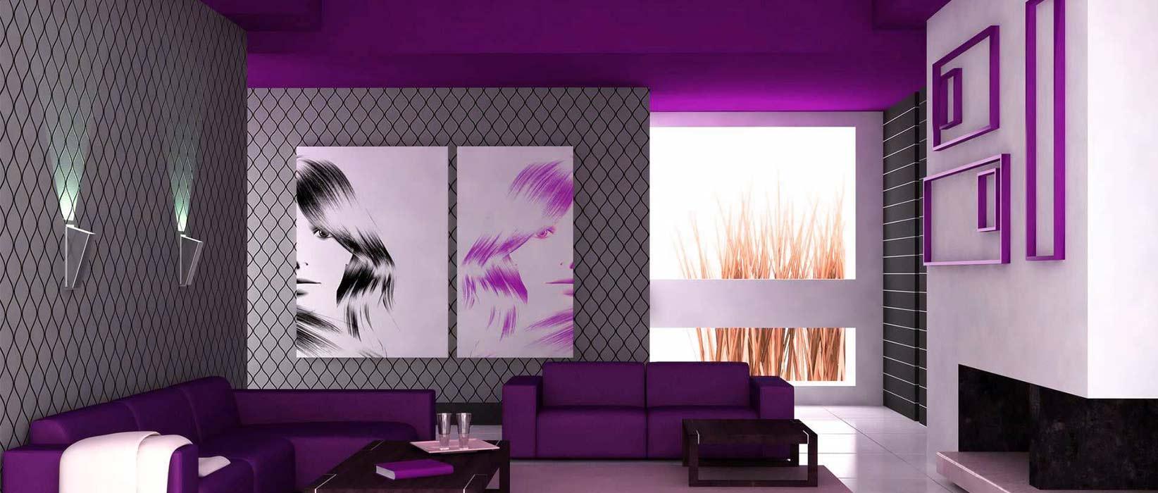 رنگ در طراحی داخلی ساده
