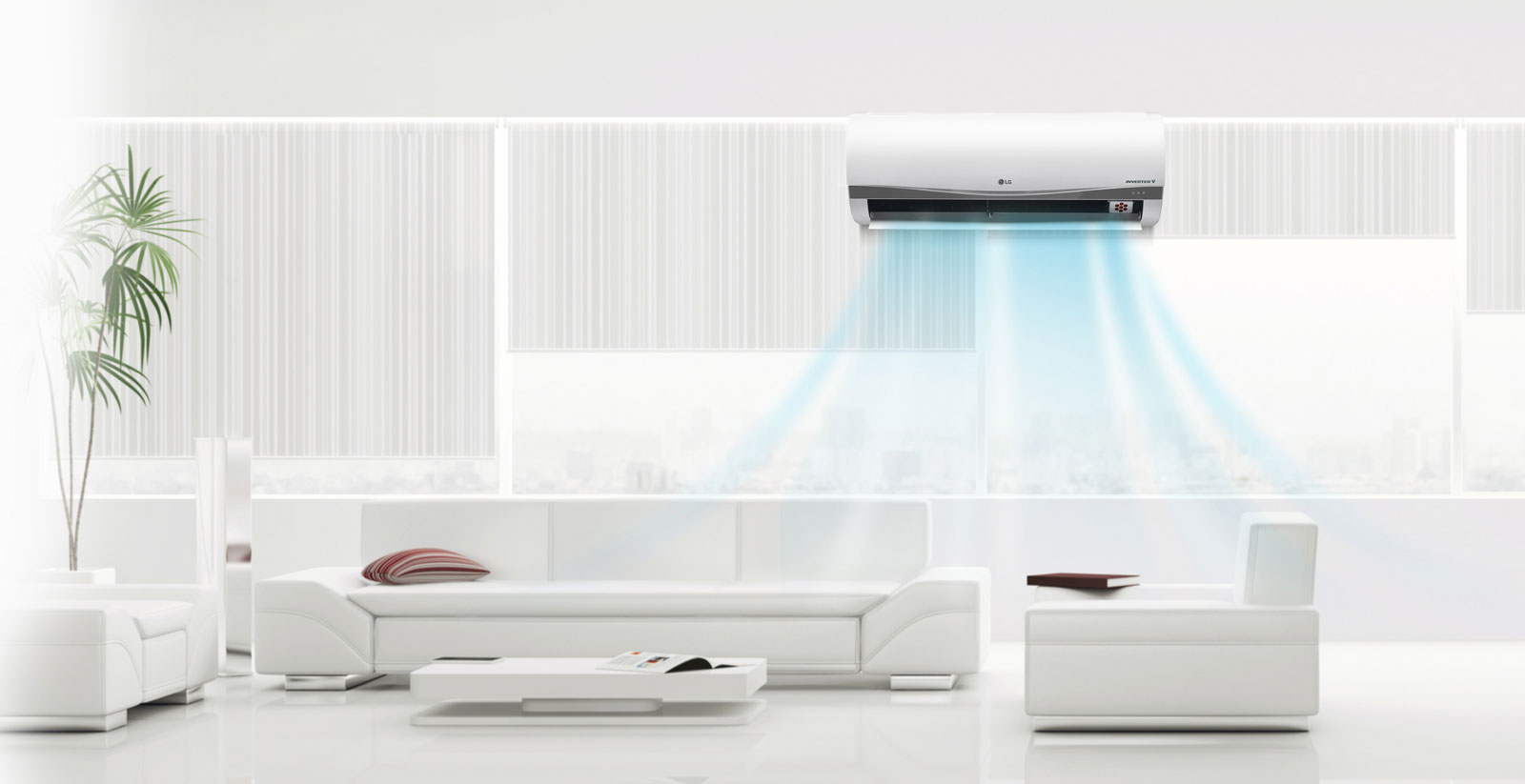 Comfort - گرمایش و سرمایش در طراحی داخلی