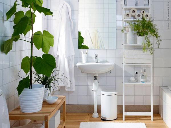 طراحی حمام اسکاندیناوی