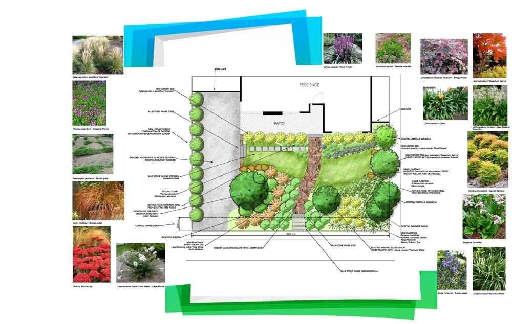 طراحی landscape