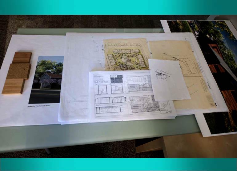 مراحل طراحی منظر