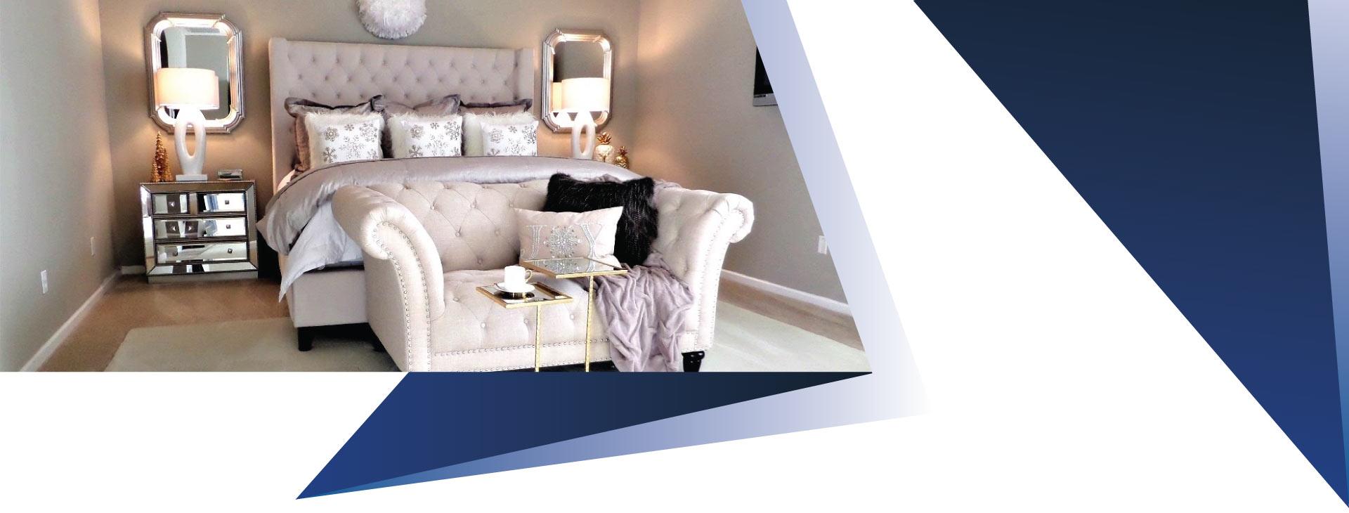 مبلمان در طراحی اتاق خواب مستر