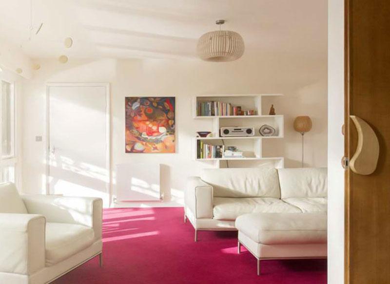 رنگ های طراحی داخلی