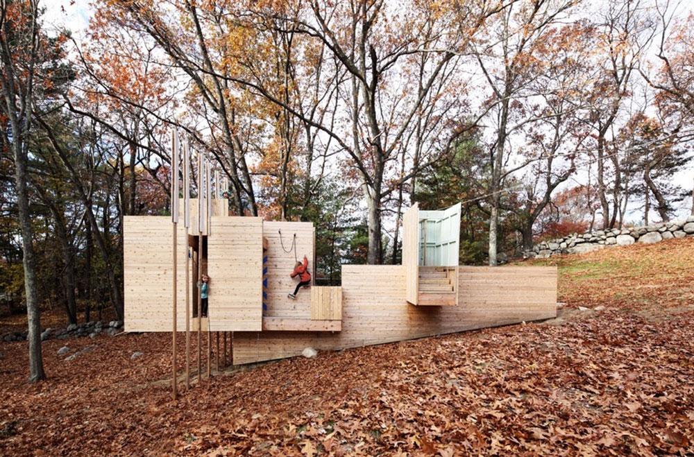 طراحی فضا برای کودکان و طبیعت