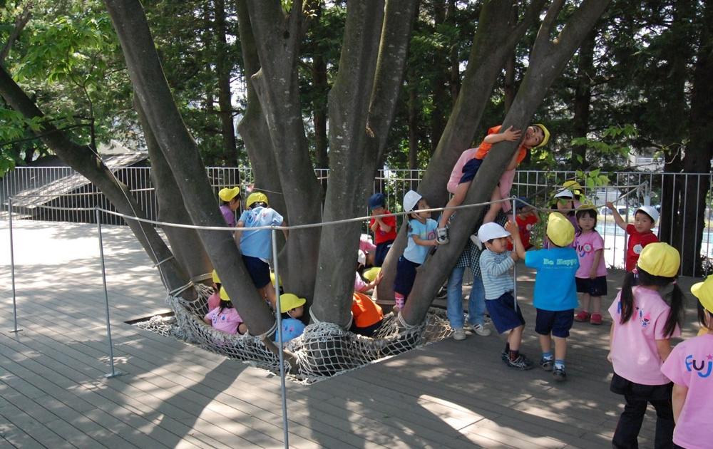 طراحی فضا برای کودکان و فضای بازی