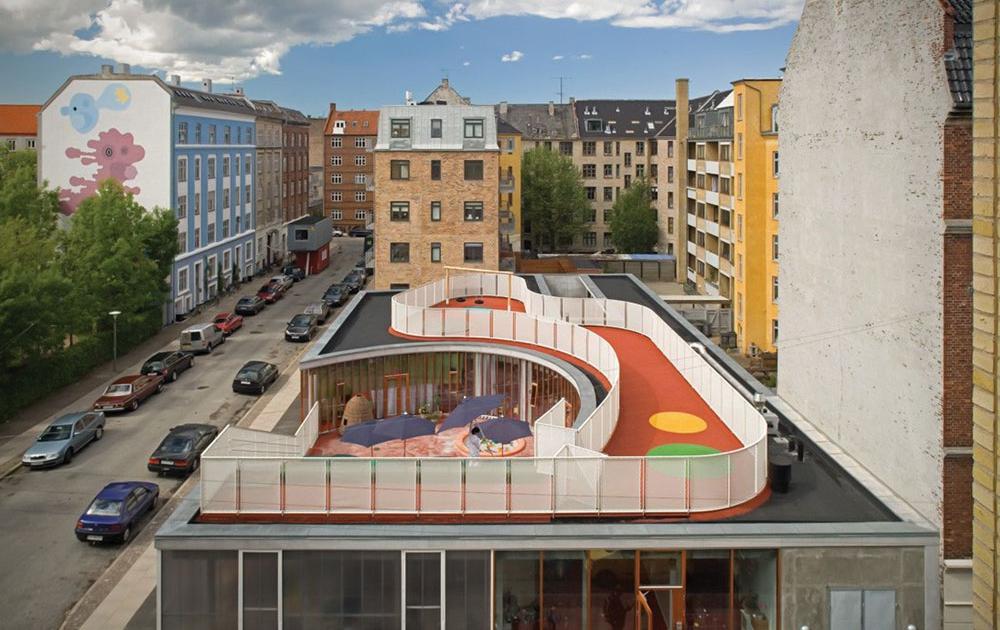 طراحی فضا برای کودکان و ایمنی