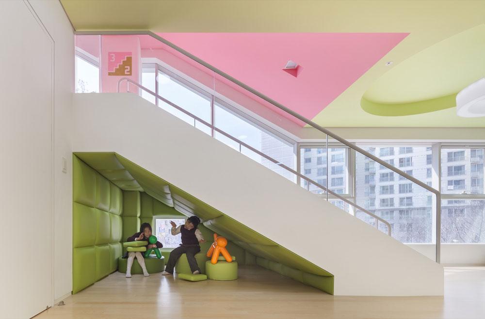 معماری و طراحی فضا برای کودکان
