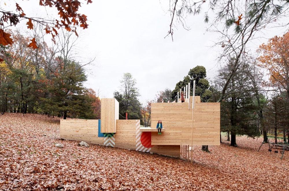 بازی و طراحی فضا برای کودکان