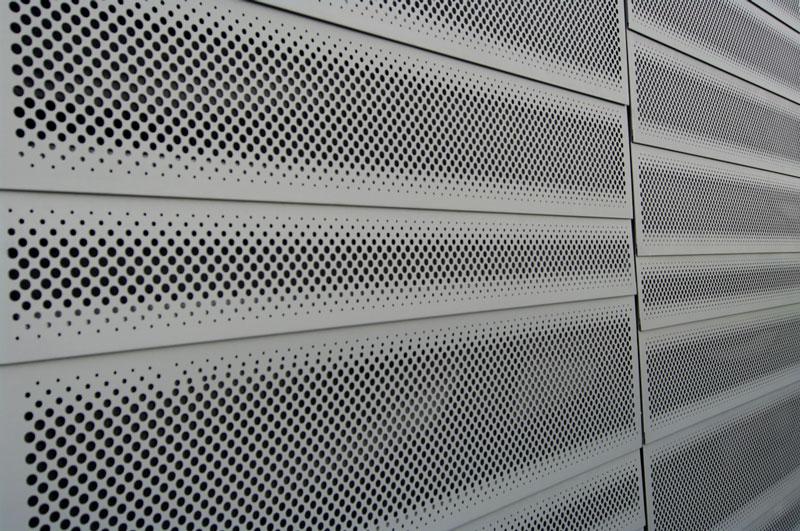 پانل های مشبک مدرن