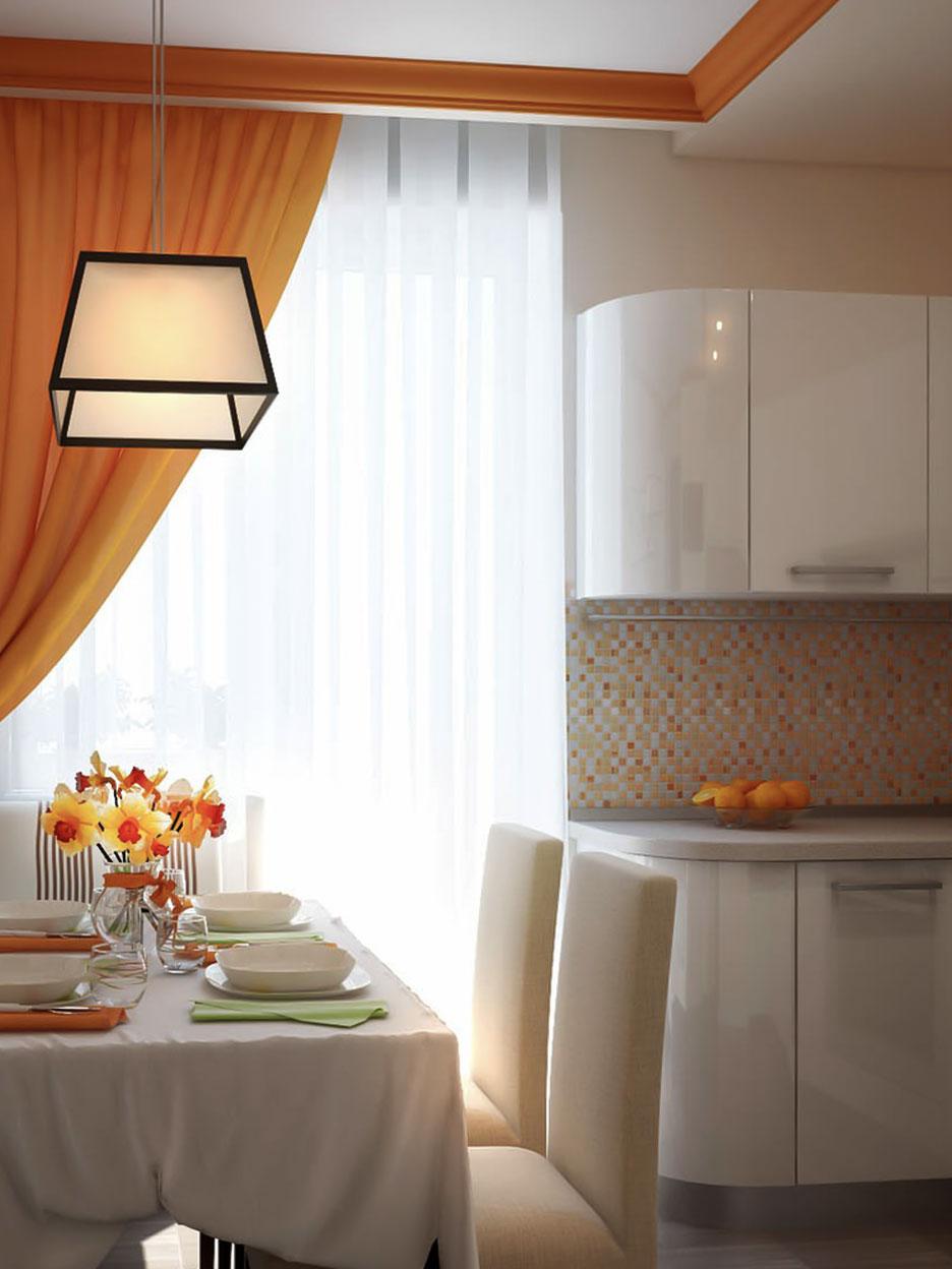 رنگ بژ در دکوراسیون داخلی آشپزخانه