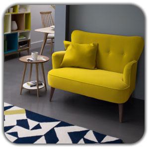 جذابیت رنگ زرد در طراحی داخلی