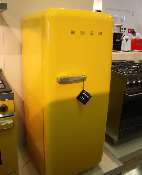 وسایل زرد در طراحی داخلی