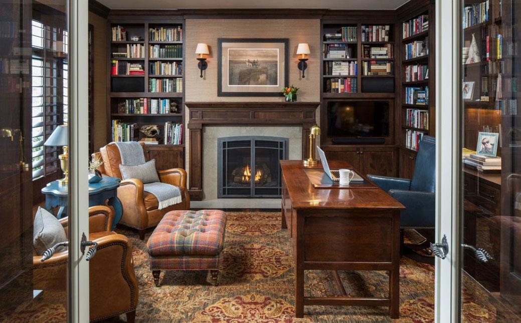 طراحی کتابخانه خاص