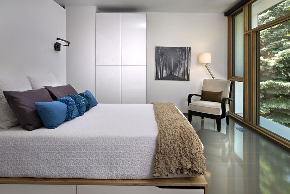 اتاق خواب در طراحی داخلی خانه