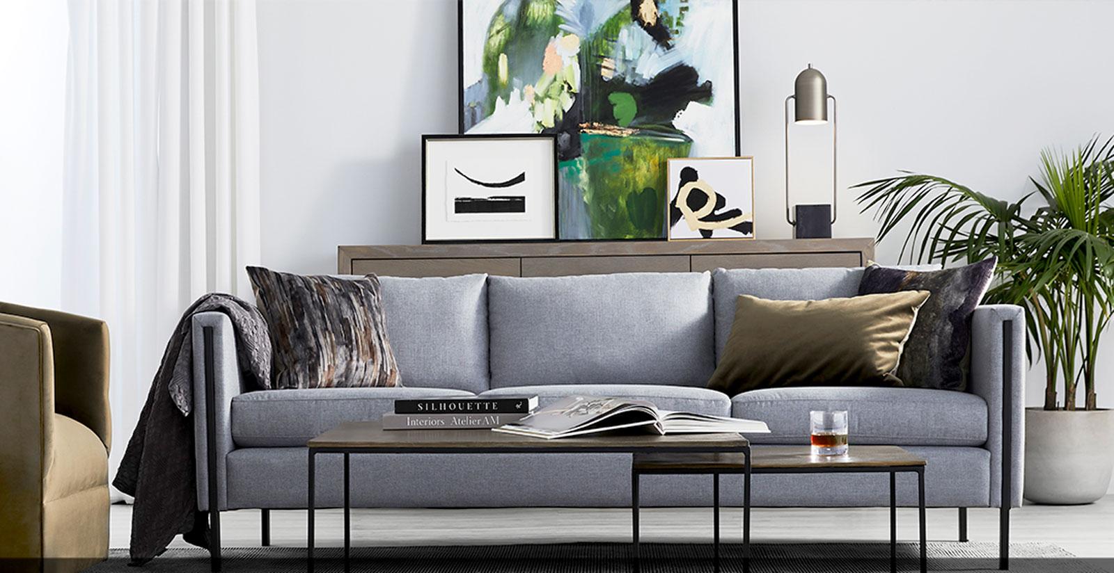 رنگ در طراحی داخلی خانه