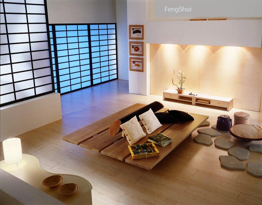 سبک طراحی داخلی فنگ شویی