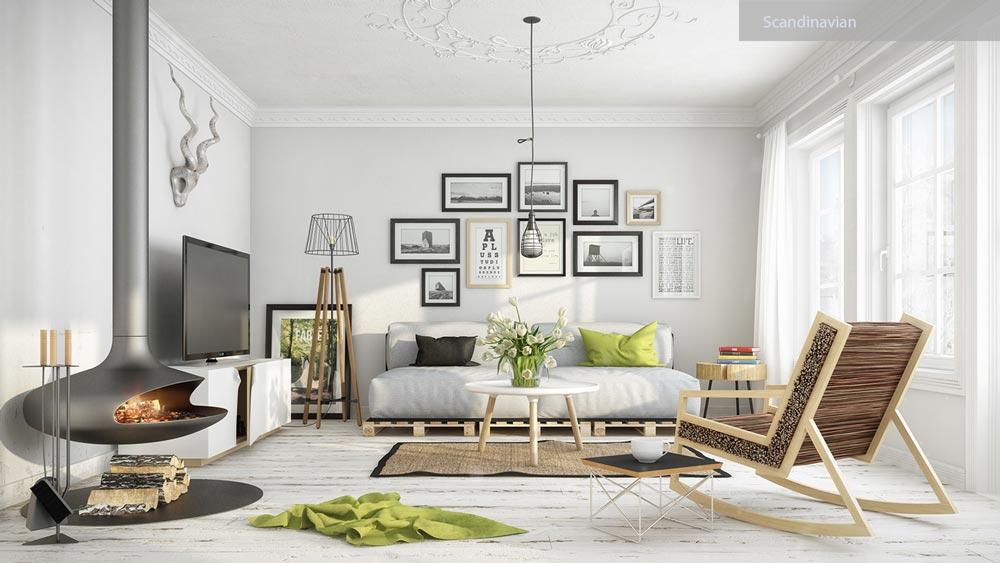 سبک طراحی داخلی