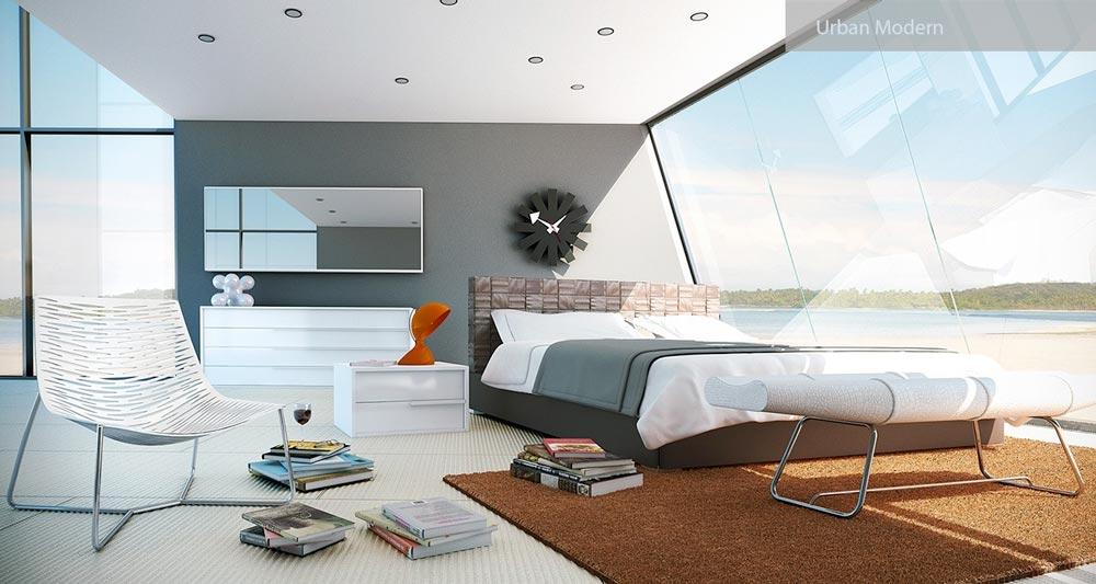 سبک طراحی داخلی مدرن شهری