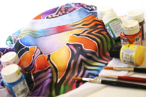 batik slider 4 - آموزش چاپ باتیک ، آموزش چاپ دستی