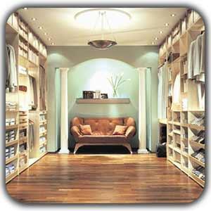 کلوزت یا اتاق مخصوص لباس