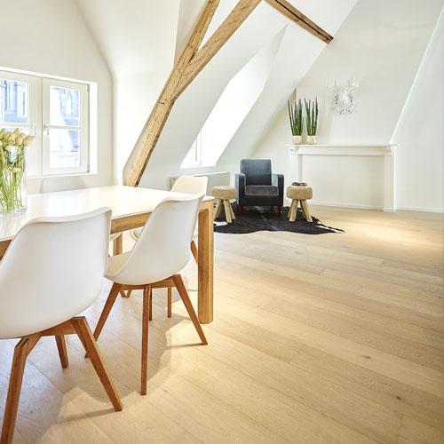 طراحی کف چوبی