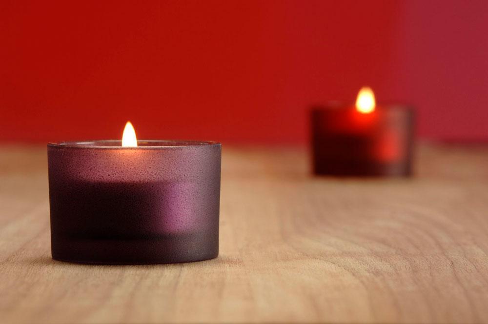 شمع ها و آتش در فنگ شویی