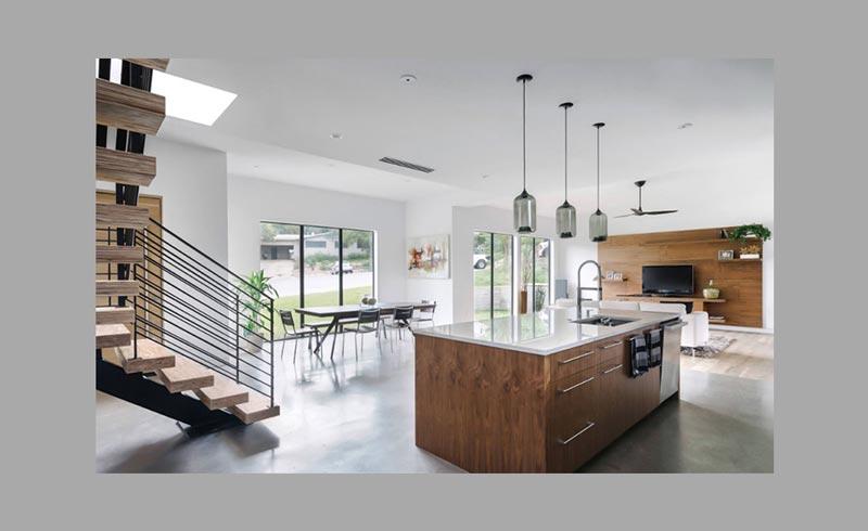 خطوط دید در طراحی داخلی