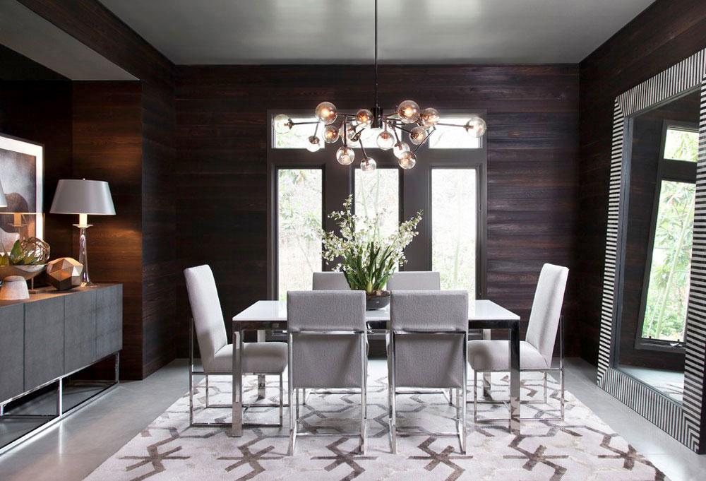 تفاوت طراحی داخلی مدرن و معاصر