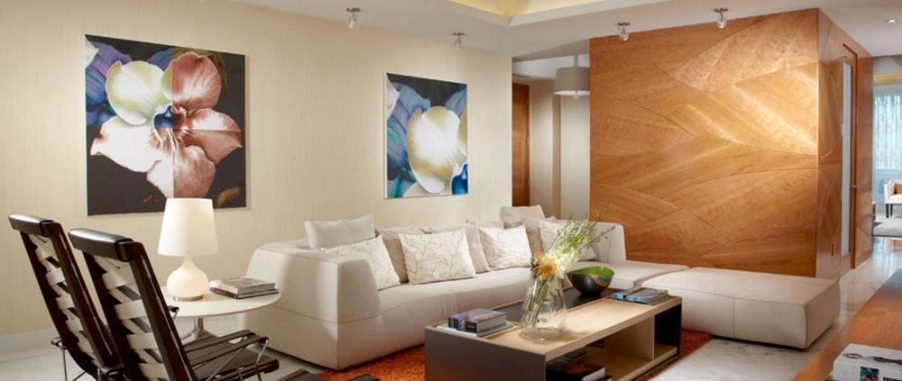 شناخت تفاوت طراحی داخلی مدرن و معاصر