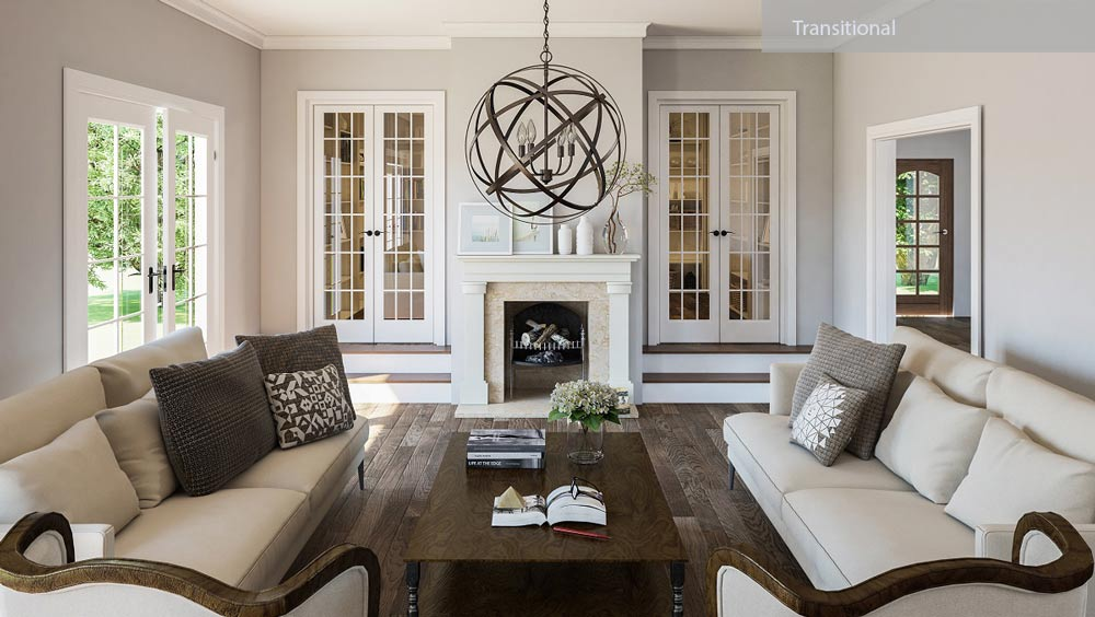 سبک طراحی داخلی سنتی