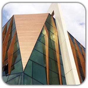 اصول طراحی نمای ساختمان تجاری