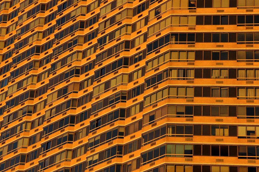 تصاویر طراحی نمای ساختمان تجاری