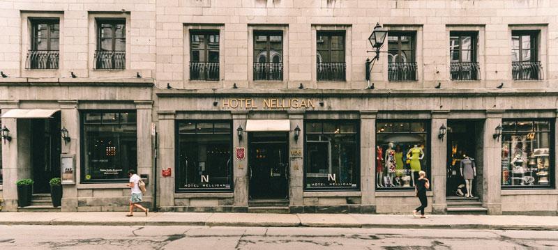 طراحی نمای ساختمان تجاری جذاب