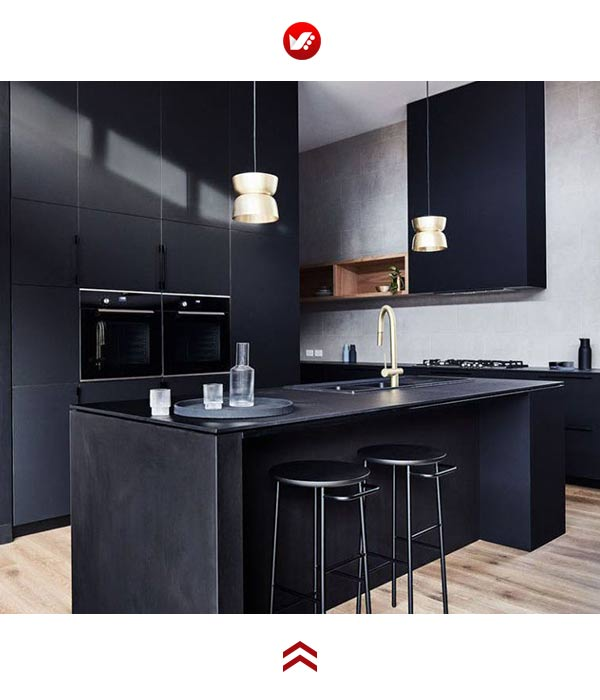 برترین ترند های کابینت آشپزخانه در سال ۲۰۲۰