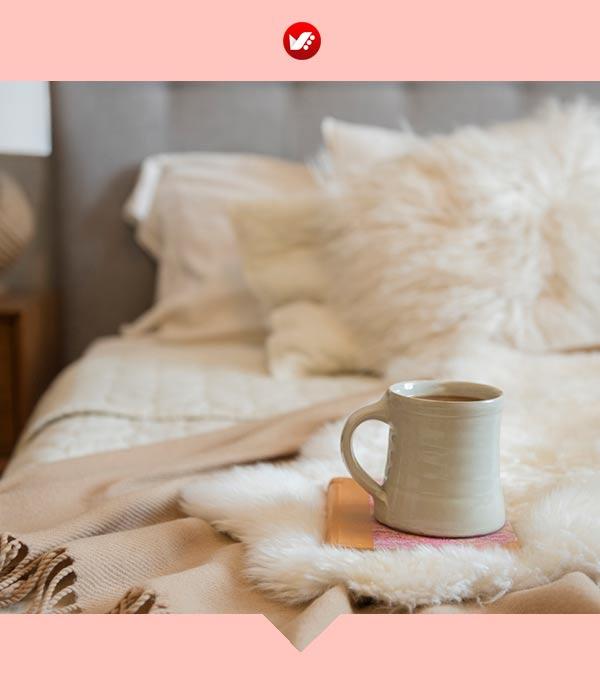اتاق خواب خود را گرم نگه دارید