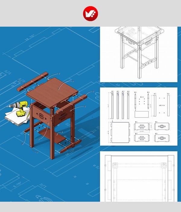sketch-up در طراحی داخلی