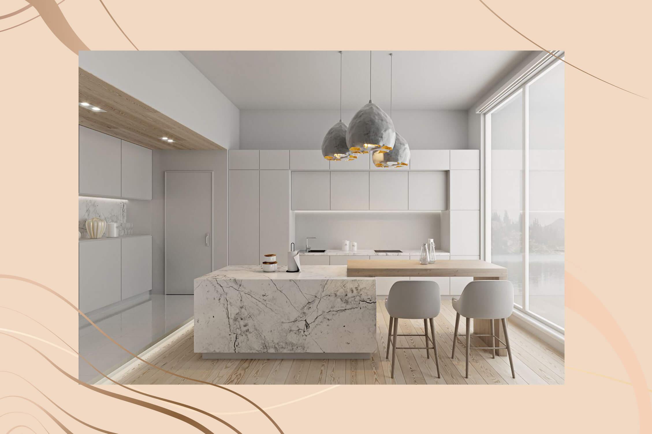 آشپزخانه خانه های کوچک